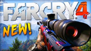 FAR CRY 4 Gameplay - TIGERS, SNIPING & GOLD GUNS! - (Early FC4 HD)