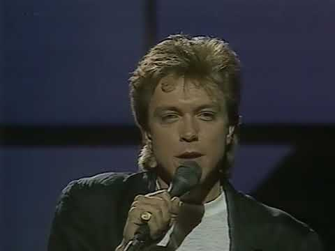 "David Cassidy - ""Singer with a Song"" - Live from the Palladium (12-04-1987)"