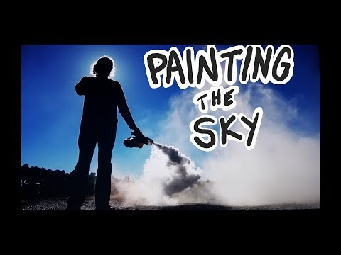 Painting the Sky:  A Visual Study of Thermals with Kyle O
