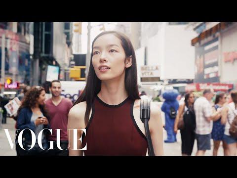 Instagirl: Fei Fei Sun - Vogue