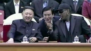 Rodman: Kim Jong Un 'probably' a madman but I don't see it thumbnail