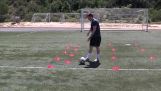 Fast & Furious : Soccer Dribbling Drills: Learn Soccer Dribbling Skills And Tips