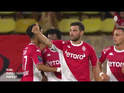Monaco Nantes Goals And Highlights
