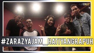 LifeBuzz: Zara Zya Jam - Hati Yang Rapuh (Originally performed by Rahimah Rahim)