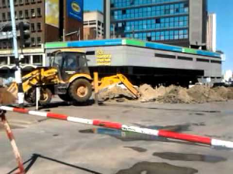 Construction in Harare