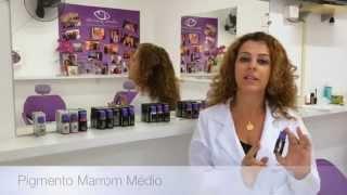 Pigmentos para Micropigmentação Electric Ink