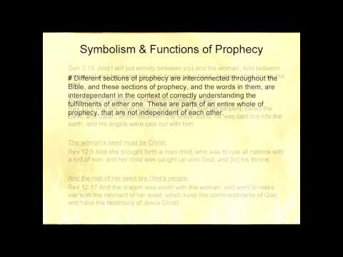 Read First - Bible Prophecy Methodology - A Modern Guide to