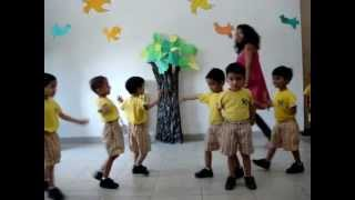 Ek Chidiya Anek Chidiya-performance by kids of Parkview School, Gurgaon
