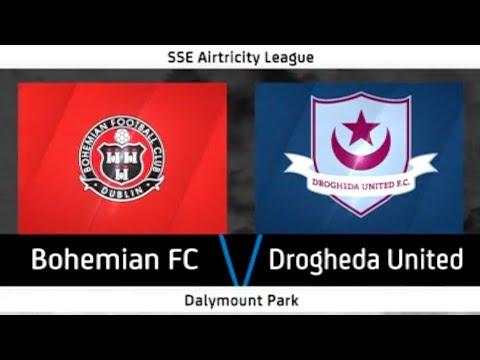 Highlights: Bohemians 0-0 Drogheda United