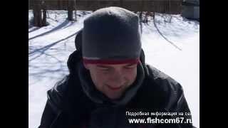 Зимова риболовля - майстра спінінга на льоду (т)