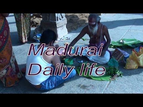 Madurai daily life