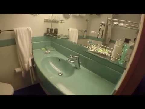 Carnival Spirit Staterooms 5188 and 5196