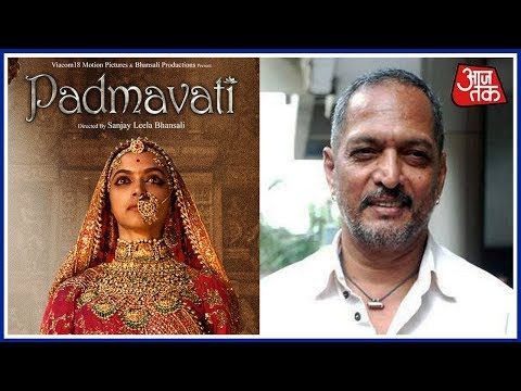 Exclusive: Nana Patekar Talks About Padmavati Row
