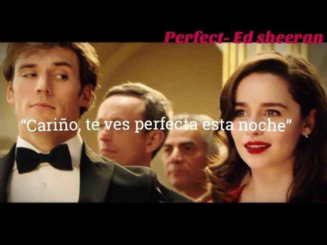 Ed Sheeran Perfect Yo Antes De Ti Traducida Al Español Chords Chordify