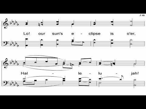 Christ, The Lord, Is Risen Today - A Cappella Hymn