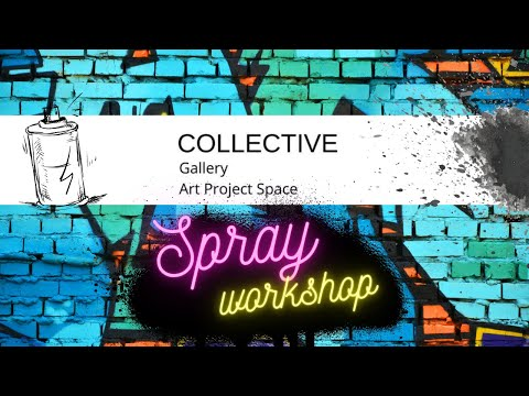 Video - Grafitti Workshop with Ant Steele