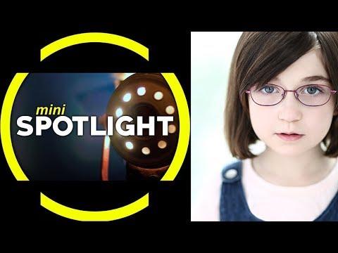 Lia Frankland Interview | AfterBuzz TV's Mini Spotlight