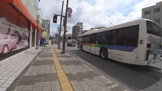 琉球バス  23  伊佐~中の町