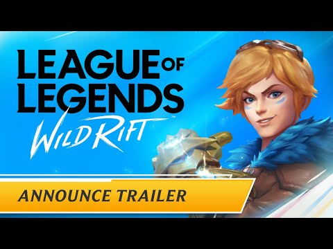 League of Legends for mobile and consoles is coming in 2020