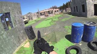 """Five Kill-Streak!"" - GoPro Airsoft: Frontline Action Village #15"