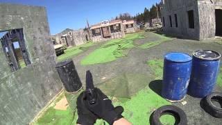 """Five Kill-Streak!"" - GoPro Airsoft: Frontline Action Village #15"