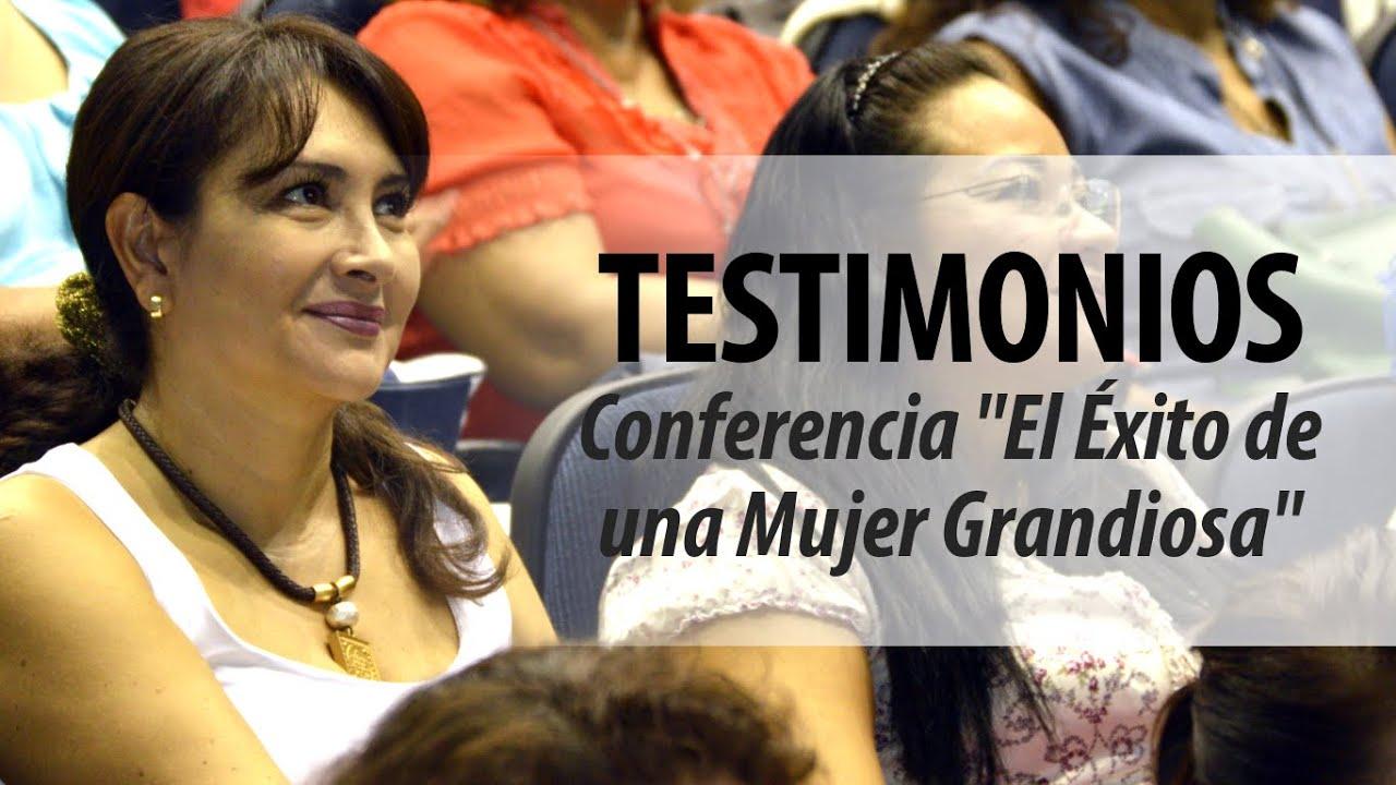 Conferencia Para Mujeres Testimonios Conferencista Motivacional Arturo Villegas