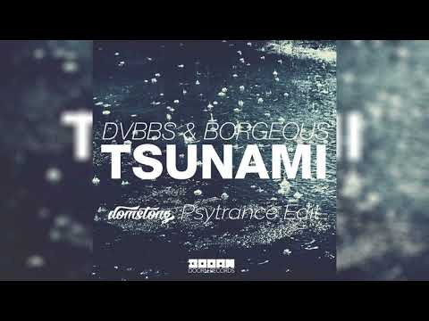 DVBBS & Borgeous - TSUNAMI (domstong Psytrance Edit)