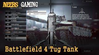 Battlefield 4 Tug Tank