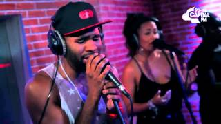 Jason Derulo - The Other Side (Capital FM Session 2014)
