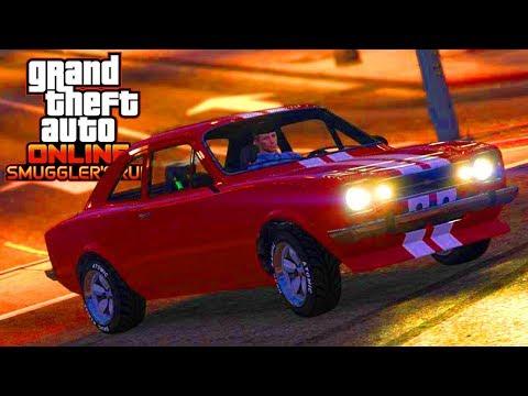 GTA 5 ONLINE NEW VAPID RETINUE DLC CAR GAMEPLAY & CUSTOMIZATION! (GTA 5 Smuggler's Run)