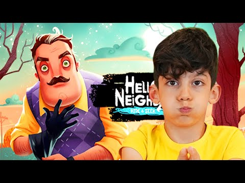 Hello Neighbor Game Act 1 Play by Jason Gaming |