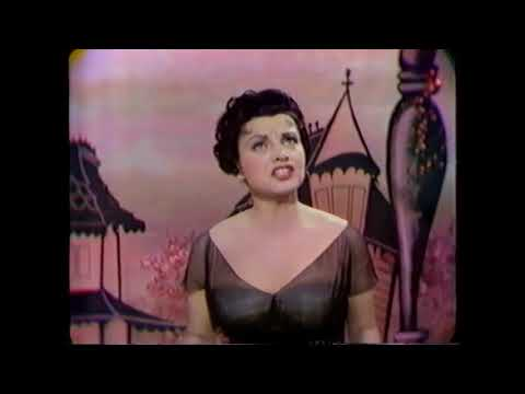 Kay Starr Live - The Rock And Roll Waltz, Rockin' Chair
