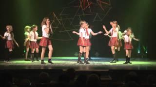 "dance group ""Trick"" ( Avril Lavigne- Girlfriend , Sean Paul- Press it up)"