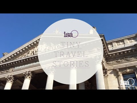 Tiny Travel Stories: Brussels