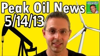 Peak Oil News 5/14/13  Gen 2 Volt, Saudi