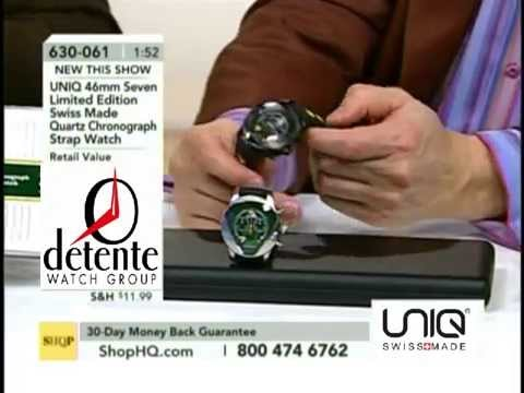 UNIQ Seven Watch Presentation