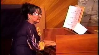 UPCH : Concierto de Clavecin por Ana Graf Savarain Bustillo