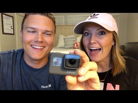 Found Lost GoPro 5 Underwater - GoPro Was Recording When It Fell! (Watching Lost Footage)