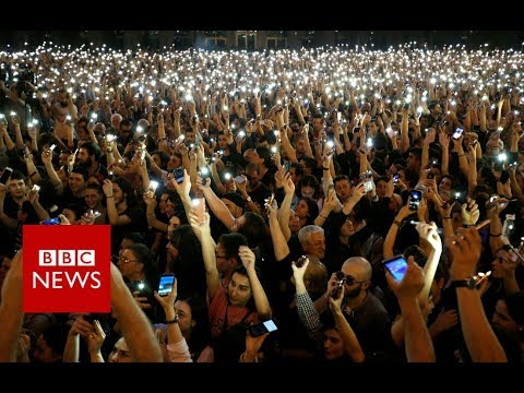 Georgia's rave revolution - BBC News