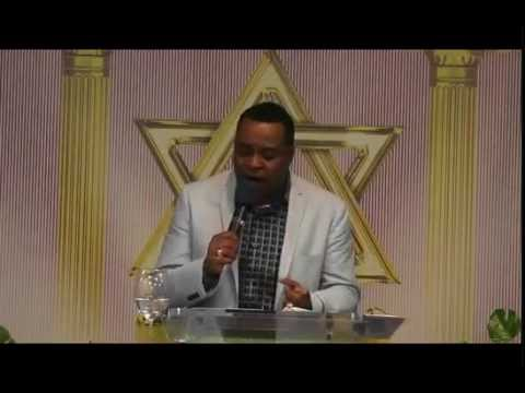 Dr. Michael Hunter: God will Give You The Grace To Become a Millionaire!