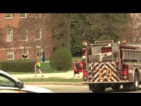 REGIONAL BLACKOUT: Major Power Outage Closes Maryland Campus