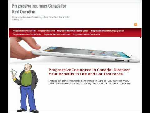 Progressive Insurance in Canada: Discover Your Benefits in Life and Car Insurance