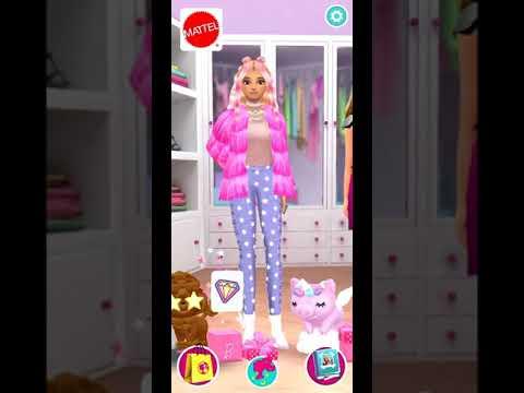 Barbie Dolll Fashion Style#Shorts