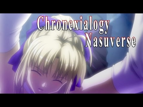 Chronexialogy - How to Watch The Fate/ Anime Timeline and Nasuverse