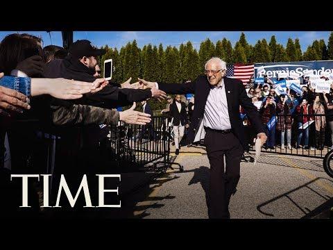 On The Trail With Bernie Sanders | TIME