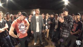 DLTLLY // Rap Battles // Lyrico vs. Der Fischer