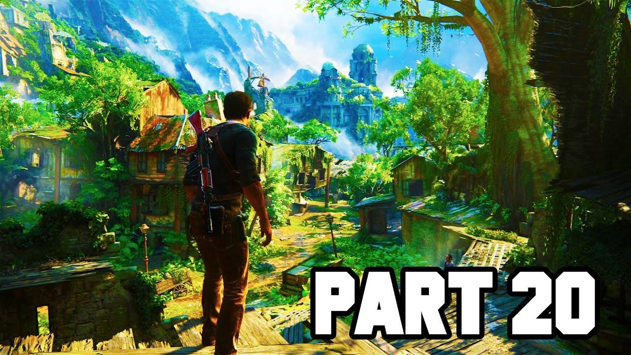 WE FOUND LIBERTALIA Uncharted 4 Gameplay Walkthrough Part 20