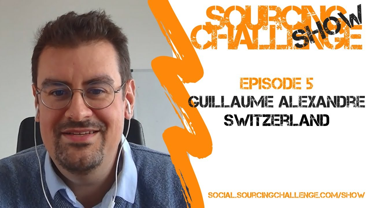 Sourcing Challenge Show with Mark Lundgren (vidéo)