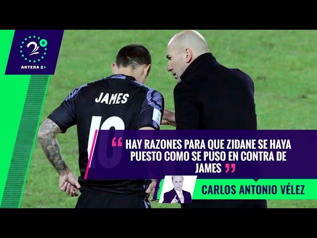 Se alinearon los planetas para James en el Madrid; sin refuerzos, ni ofertas. ¡Aprovéchelo!