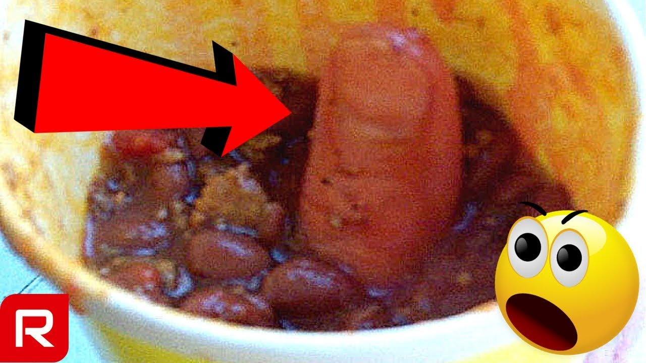 Disgusting Pictures Of Fast Food